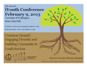 iYouth Conference Poster