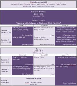 Iyouth schedule