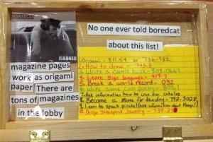 boredcats list