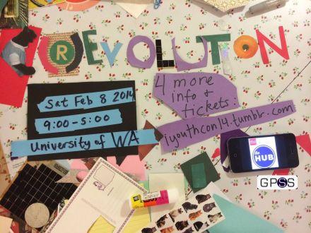 Revolution Flyer